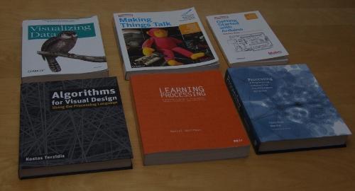 Arduino & Processing Books